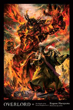 Overlord Light Novel Vol 13