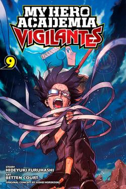 My Hero Academia Vigilantes Vol 9