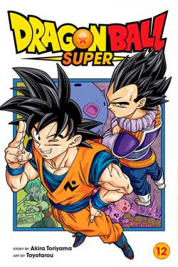 Dragonball Super Vol 12