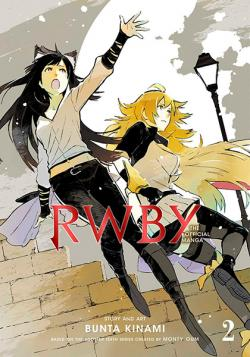RWBY: The Offical Manga Vol 2: Beacon Arc