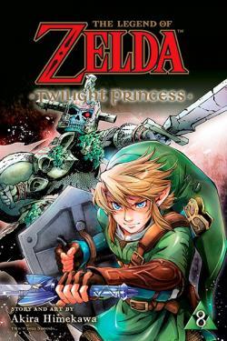 The Legend of Zelda Twilight Princess Vol 8