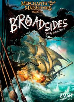 Merchants & Marauders - Broadsides Expansion