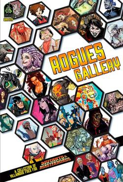 The Rogues Gallery Sourcebook