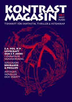 Kontrast magasin 3, nr 1 mars 2021