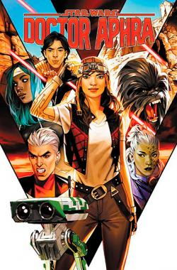 Doctor Aphra Vol 1: Fortune and Fate