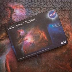 Galaxy Pink 1000pc Jigsaw Puzzle