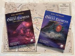 Horror on the Orient Express (7th Edition Slipcase)