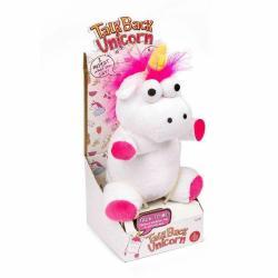 Talk Back Unicorn Plush
