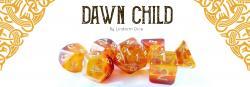 Dawn Child (set of 7 dice)