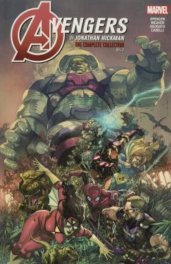 Avengers by Jonathan Hickman: The Complete Collection Vol 2