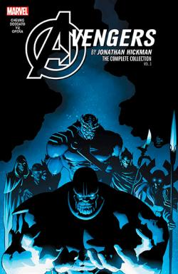 Avengers by Jonathan Hickman: The Complete Collection Vol 3