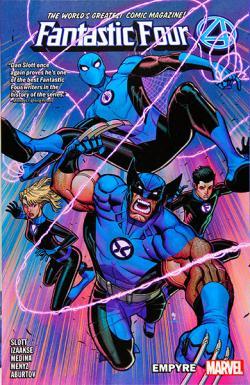 Fantastic Four Vol 6: Empyre
