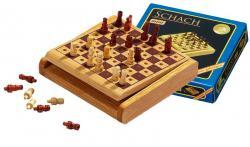 Chess - Schack (Travel Mini Peg)