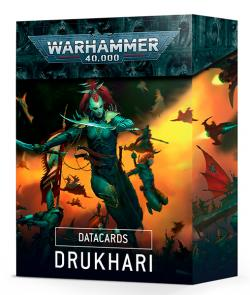 Datacards: Drukhari (9th Edition)