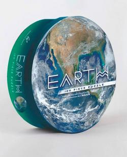 Earth 100 Piece Puzzle