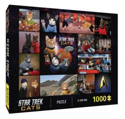 Cats 1000-Piece Puzzle