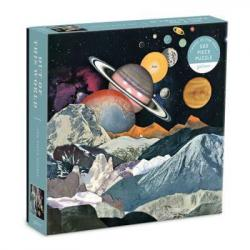 Out of this World 500 Piece Puzzle