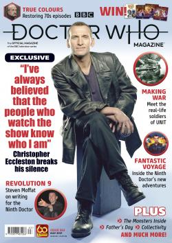Doctor Who Magazine Nr 563