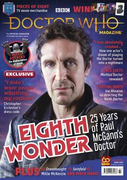 Doctor Who Magazine Nr 564