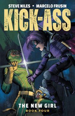 Kick-Ass: The New Girl Book 4