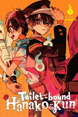 Toilet-Bound Hanako-Kun Vol 9