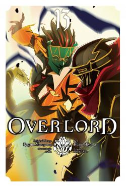 Overlord Vol 13