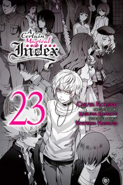 A Certain Magical Index Vol 23