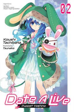 Date a Live Light Novel 2