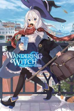 Wandering Witch: The Journey of Elaina Light Novel 5