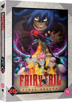 Fairy Tail, The Final Season Collection 26