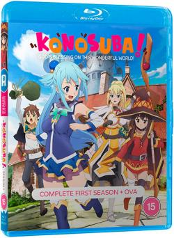 Konosuba: God's Blessing On This Wonderful World - S 1