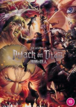 Attack on Titan, Complete Season 3