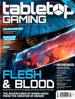 Tabletop Gaming #53, April 2021