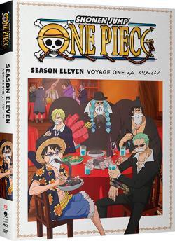 One Piece Season 11 Part 1 (USA-import)