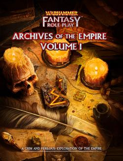 Archives of the Empire - Vol. 1