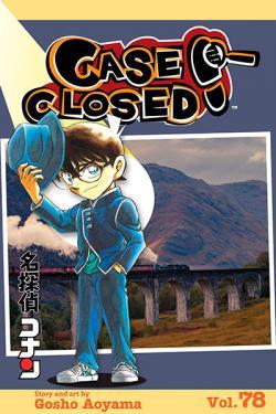Case Closed Vol 78