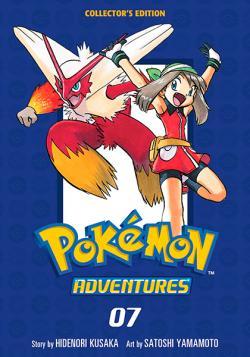Pokemon Adventures Collector's Edition Vol 7