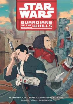 Guardians of the Whills The Manga