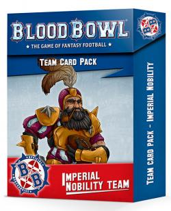 Imperial Nobility Card Pack