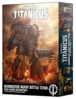 Warmaster Heavy Battle Titan