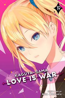 Kaguya-Sama: Love is War Vol 19