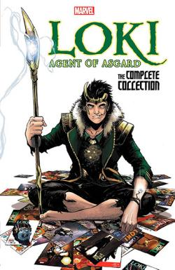 Loki Agent of Asgard Complete Collection
