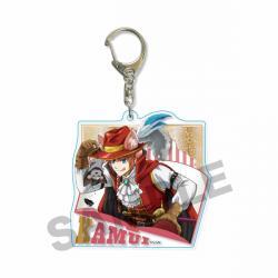 Choi Deka Acrylic Key Chain Fairy Tale Type Kamui (Japanska)