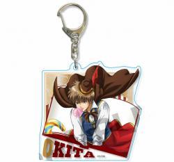 Choi Deka Key Chain Fairy Tale Type Okita (Japanska)