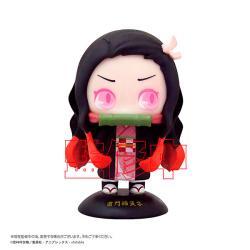 Yurayura Head 04 Kamado Nezuko (Sullen)