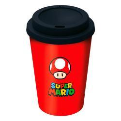 Travel Mug Super Mushroom