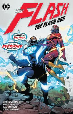 The Flash Vol 14: The Flash Age