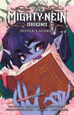 Critical Role Mighty Nein Origins: Jester Lavorre