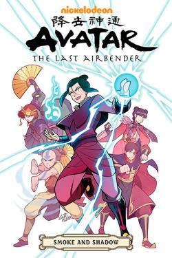 Avatar: The Last Airbender: Smoke and Shadow Omnibus