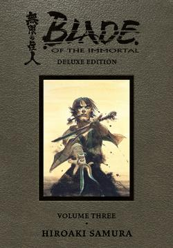 Blade of the Immortal Deluxe Edition Vol 3